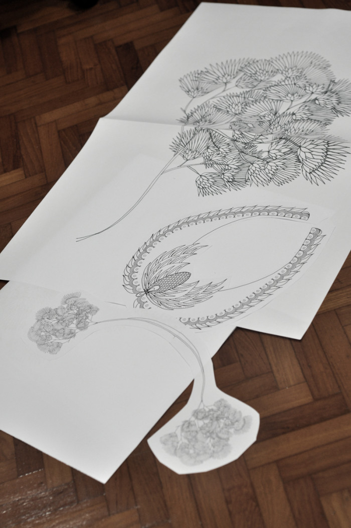 batik paper patterns