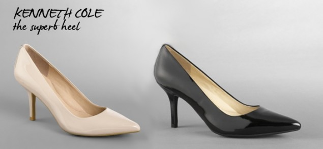 kenneth cole the superb heel