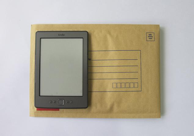 how to make a kindle or ipad sleeve tutorial 1