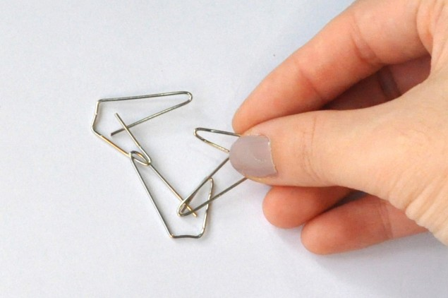 how to make a paperclip tutorial step 4