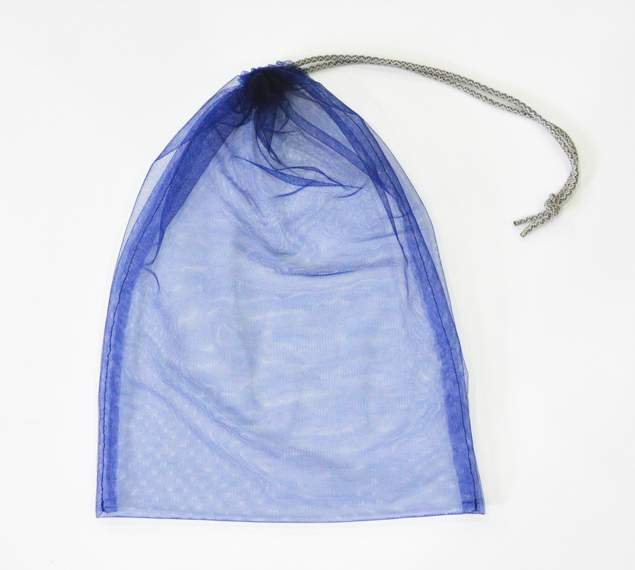 how to sew a tulle drawstring bag in five minutes flat quick and easy 9