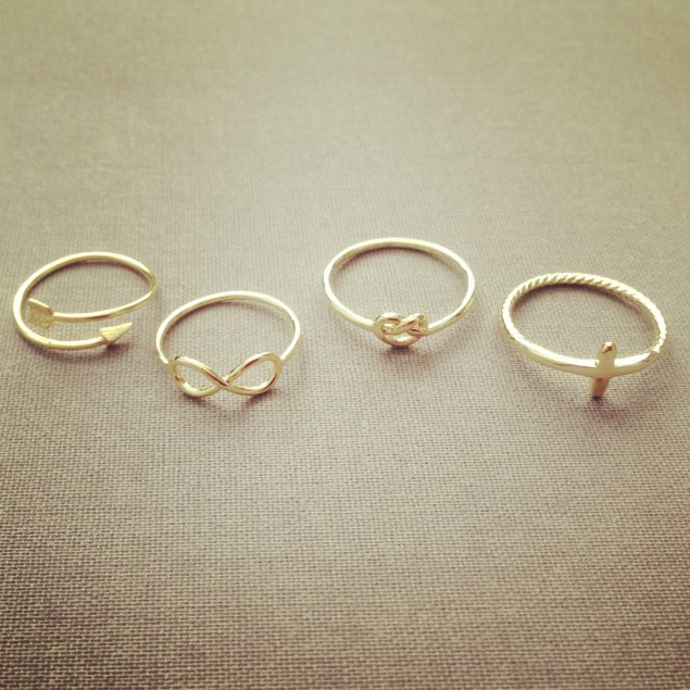 etsy ring selection by IMSMI
