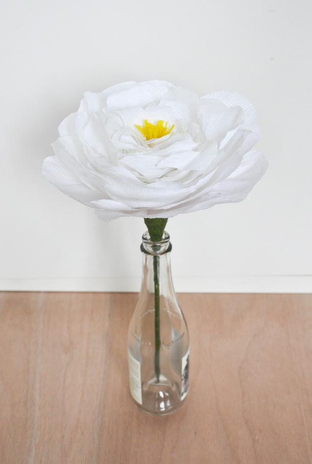paper flower | micheleng.com