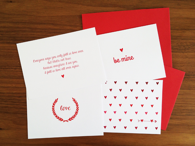 free valentine's day printable card | micheleng.com